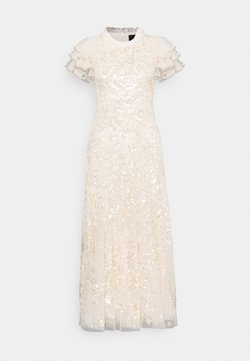 Needle & Thread - SHIRLEY RIBBON ANKLE LENGTH GOWN - Ballkleid - champagne