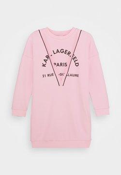 KARL LAGERFELD - DRESS - Freizeitkleid - pink