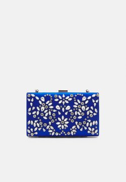 Forever New - CLARICE EMBELLISHED RECTANGLE - Clutch - blue
