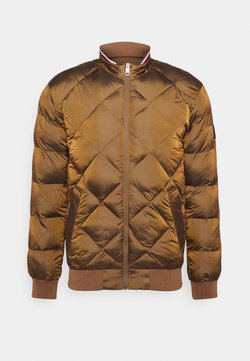 Tommy Hilfiger - TWO TONES - Blouson Bomber - brown