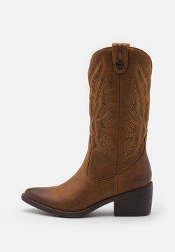 mtng - TANUBIS - Cowboy-/Bikerboot - brown