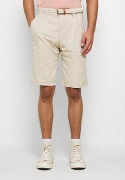 Esprit - BASIC - Shorts - light beige