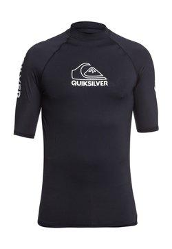 Quiksilver - QUIKSILVER™ ON TOUR - KURZÄRMLIGER RASHGUARD MIT UPF 50 FÜR MÄNN - T-shirt de surf - black