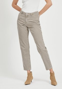 Vila - Relaxed fit jeans - ivy green