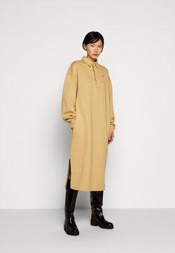 Holzweiler - BISLETT DRESS VINTAGE - Korte jurk - washed beige