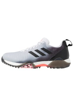 adidas Golf - CODECHAOS - Golfkengät - footwear white/core black
