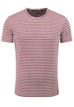 Key Largo - MT DANIEL ROUND - T-Shirt print - red