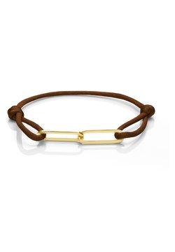Isabel Bernard - 14 CARAT GOLD - Bracelet - braun
