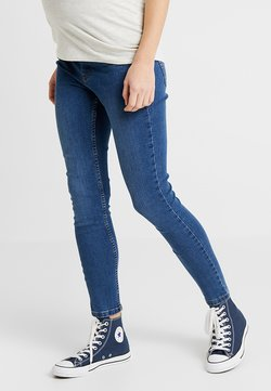 New Look Maternity - Slim fit jeans - mid blue