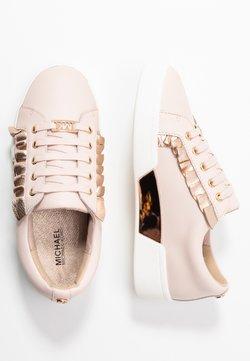 MICHAEL Michael Kors - ZIA GUARD RAIL - Sneakers laag - pink/rosegold