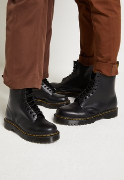 Dr. Martens - 1460 BEX - Bottines à lacets - black smooth