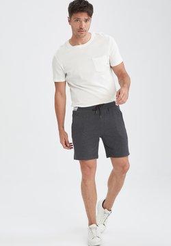 DeFacto - SLIM FIT  - Shorts - anthracite