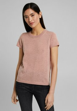 Esprit Collection - T-shirt basic - old pink