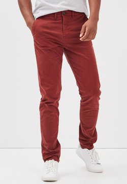 BONOBO Jeans - INSTINCT - Chino - rouge foncé