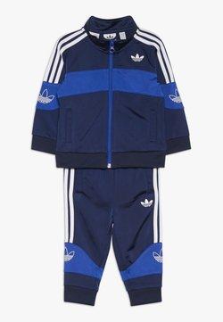 adidas Originals - BANDRIX - Træningsjakker - night indigo/royal blue/white