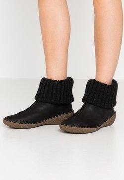 El Naturalista - BORAGO - Korte laarzen - pleasant black