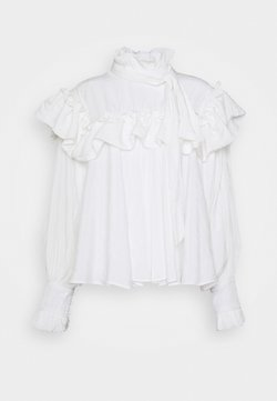 Sister Jane - LAURIE RUFFLE - Bluse - ivory