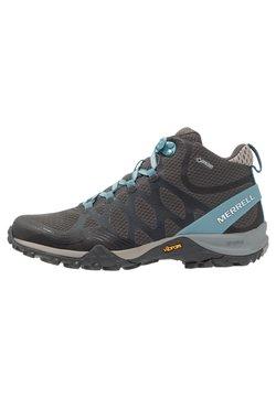 Merrell - SIREN 3 MID GTX - Hikingschuh - blue smoke