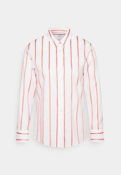 PS Paul Smith - Camicia - white/orange