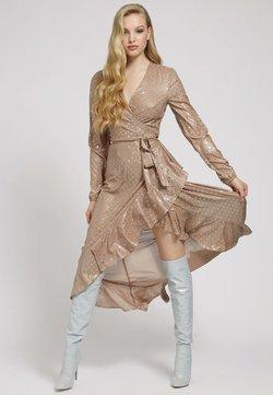 Guess - Cocktailkleid/festliches Kleid - beige