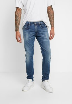 Replay - ANBASS HYPERFLEX BIO - Slim fit jeans - medium blue