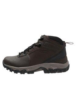 Columbia - NEWTON RIDGE PLUS II WATERPROOF - Scarpa da hiking - brown