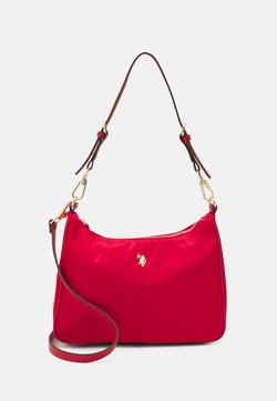 U.S. Polo Assn. - HOUSTON S - Handväska - red
