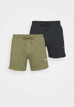 Jack & Jones - JJIWINKS 2 PACK - Shorts - navy blazer