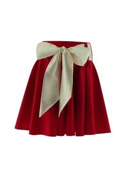 Evika Kids - A-Linien-Rock - red, white