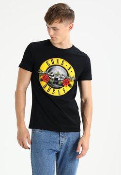 Mister Tee - GUNS N' ROSES  - T-shirt con stampa - black