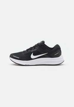 Nike Performance - AIR ZOOM STRUCTURE 23 - Chaussures de running stables - black/white/anthracite