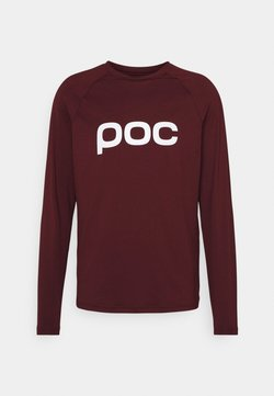 POC - REFORM ENDURO - Langærmede T-shirts - red