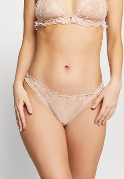 Le Petit Trou - BRIEFS LARRAU - Slip - nude
