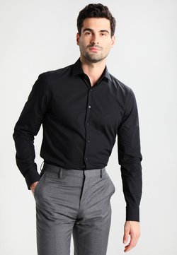 Calvin Klein Tailored - BARI SLIM FIT - Camicia elegante - black