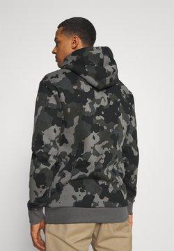 274 - COMBAT HOOD - Sweatshirt - black