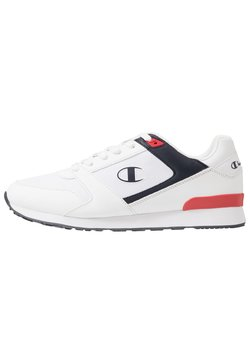 Champion - LOW CUT SHOE C.J.  - Trainings-/Fitnessschuh - white/navy/red
