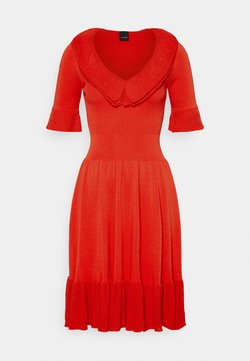Pinko - DRIBBLING ABITO - Vestido de punto - red