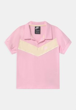 Nike Sportswear - HERITAGE - Poloshirt - pink foam/coconut milk