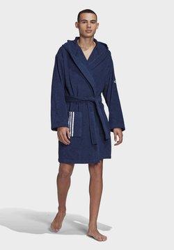 adidas Performance - DRESSING GOWN - Dressing gown - tech indigo