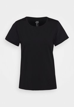 Casall - ICONIC TEE - T-paita - black