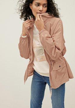 Next - RAIN - Parka - pink