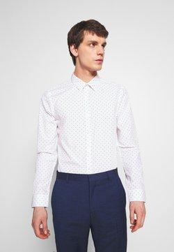 New Look - POLKA DOT - Businesshemd - white