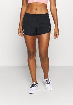 Nike Performance - TEMPO HI-CUT - Pantalón corto de deporte - black/black/reflective silver