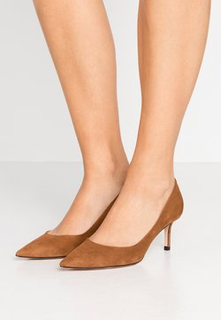HUGO - INES - Pumps - cognac