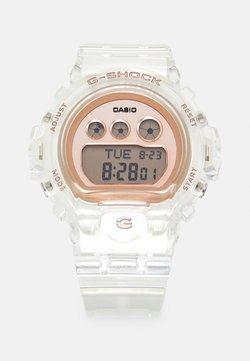 G-SHOCK - Montre à affichage digital - tranparent