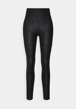 ONLY - ONLSHINE LEGGINGS  - Leggings - Hosen - black