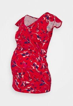 Envie de Fraise - FRANCINE - T-Shirt print - red/pink/purple