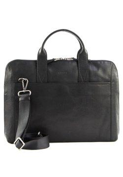 Saddler - GUSTAV  - Notebooktasche - black