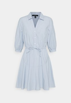 Mavi - STRIPE DRESS - Blusenkleid - sky blue stripe