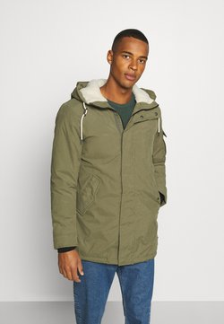 Jack & Jones - JJSURE JACKET - Wintermantel - dusty olive